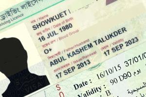 ksa house driver visa